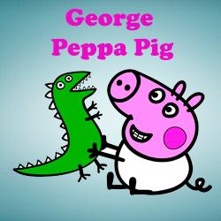 George Peppa-Pig